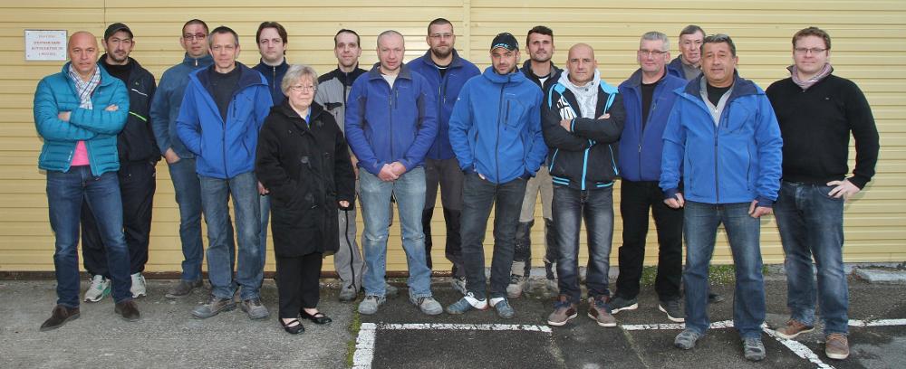 L'équipe SML Quignon